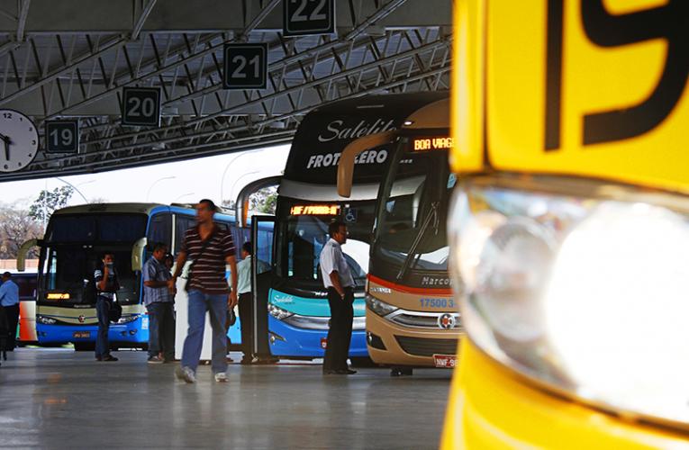 ANTT estuda 1300 pedidos de linhas rodoviárias em novos trechos.