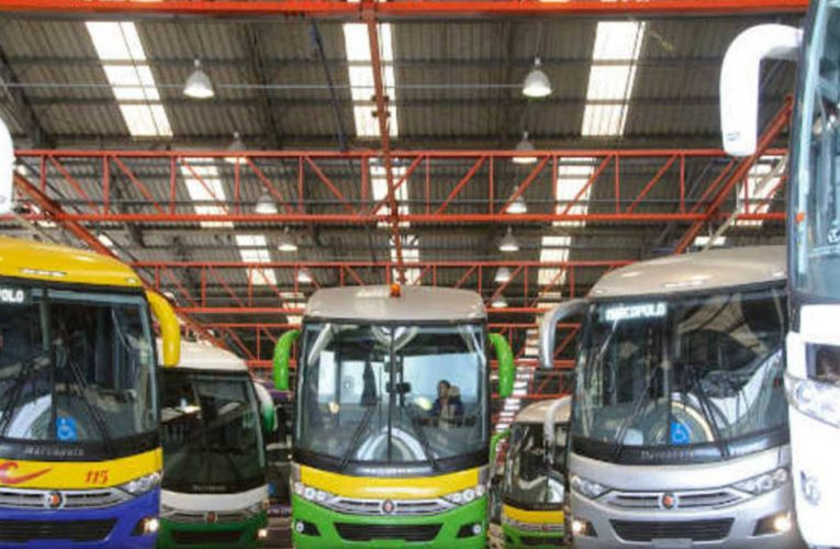 Marcopolo desenvolve novo sanitário de ônibus e diz que sistema elimina odores e economiza até 53% de água