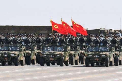 China e a 3ª Guerra Mundial