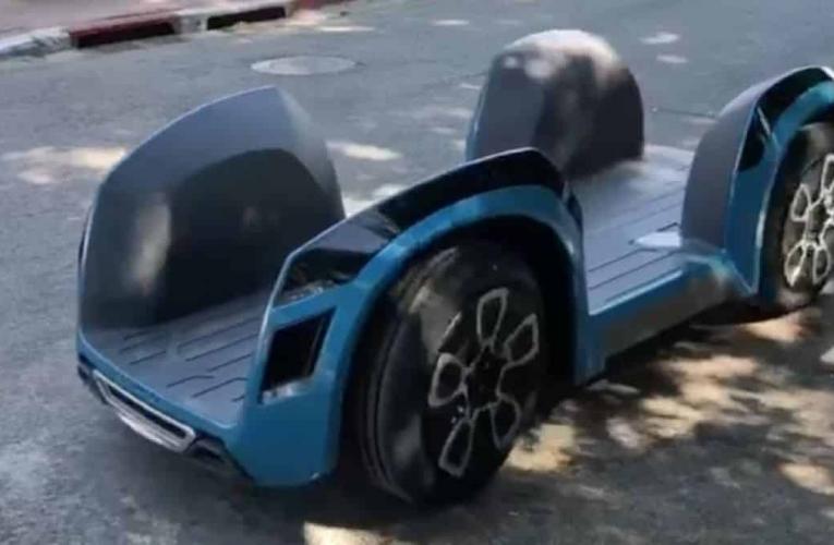 Empresa israelita 'reinventa a roda' e promete revolucionar mercado automobilístico